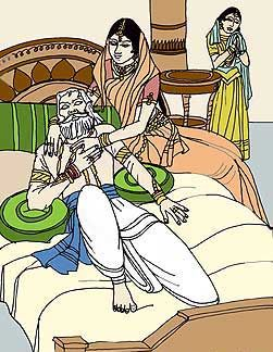dasharatha_death_bed