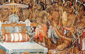 bharadwaja feast